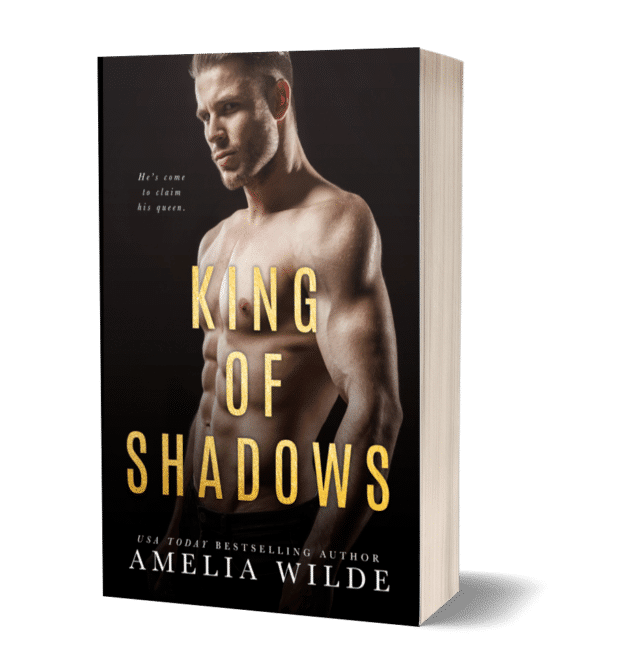King of Shadows book cover