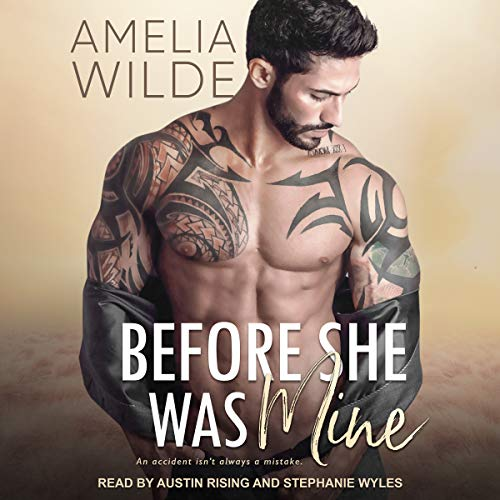 before she was mine audiobook